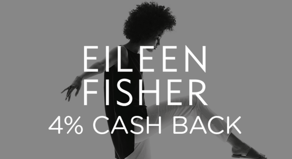 $0.00 for Eileen Fisher (expiring on Wednesday, 07/01/2020). Offer available at Eileen Fisher.