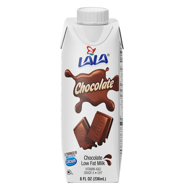 $1.00 for LALA® UHT Chocolate or Strawberry Milk (expiring on Monday, 12/02/2019). Offer available at Walmart.