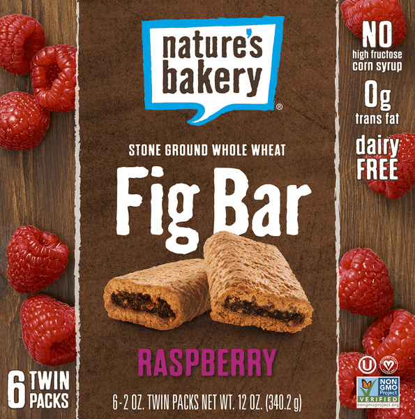 $0.75 for Nature's Bakery® Stone Ground Whole Wheat Fig Bars. Offer available at multiple stores.