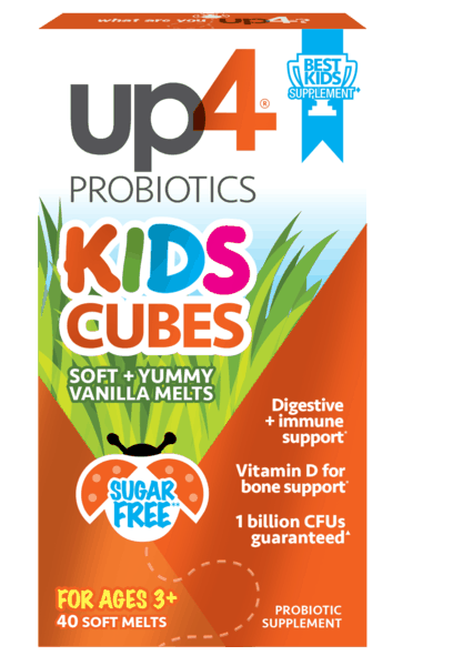 $4.00 for up4® Kids Cubes (expiring on Monday, 12/02/2019). Offer available at multiple stores.