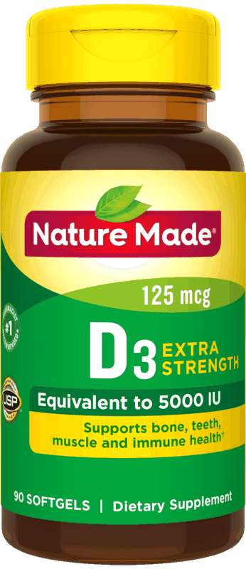 $2.00 for Nature Made® Vitamins & Supplements. Offer available at CVS Pharmacy.
