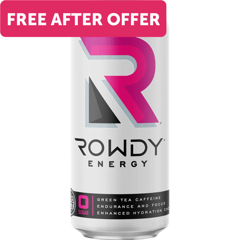 $2.99 for Rowdy Energy (expiring on Friday, 11/05/2021). Offer available at CVS Pharmacy.