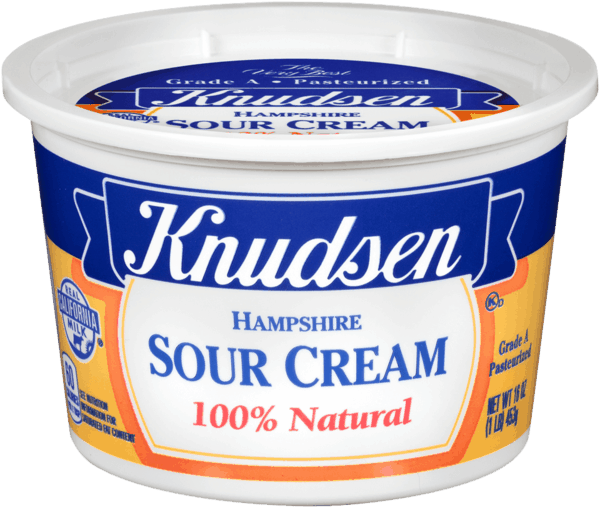 $0.50 for Knudsen® Sour Cream (expiring on Tuesday, 04/02/2019). Offer available at multiple stores.