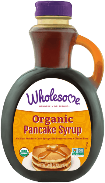$1.00 for Wholesome™ Organic Syrups (expiring on Tuesday, 10/02/2018). Offer available at multiple stores.