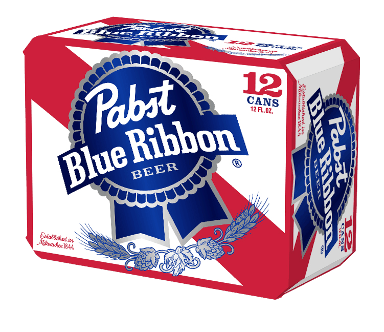 $0.50 for Pabst Blue Ribbon (expiring on Sunday, 06/07/2020). Offer available at multiple stores.