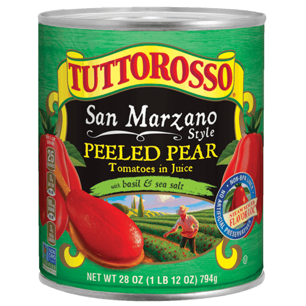 $1.00 for Tuttorosso® San Marzano Style Tomato Product (expiring on Saturday, 06/30/2018). Offer available at ShopRite, Hannaford, Shaw's, Price Chopper, PriceRite.