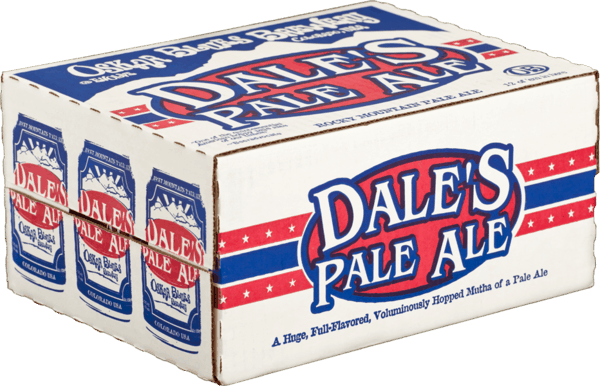 $3.00 for Dale's Pale Ale (expiring on Monday, 01/01/2018). Offer available at multiple stores.
