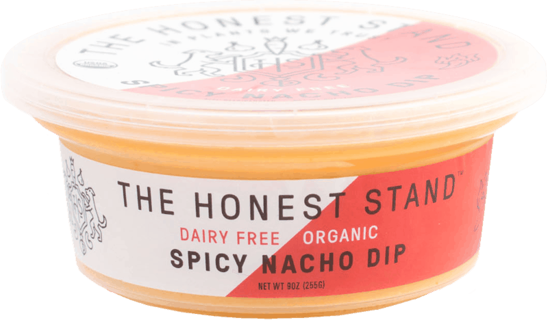 $1.25 for The Honest Stand Organic Plant-Based Cheese Dips (expiring on Friday, 02/28/2020). Offer available at multiple stores.