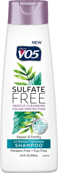 $1.00 for VO5® Sulfate Free Strengthening Shampoo and Conditioner (expiring on Tuesday, 12/04/2018). Offer available at multiple stores.