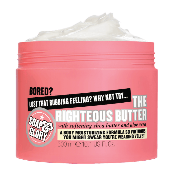 $1.00 for Soap & Glory™ Bath and Body Products (expiring on Tuesday, 09/01/2020). Offer available at Target, Walgreens, Duane Reade.