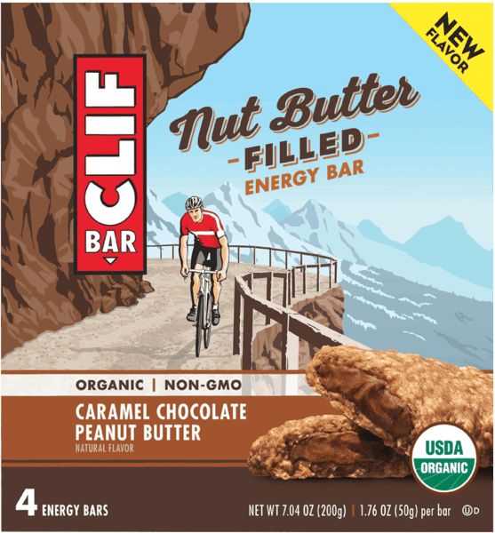 $1.00 for CLIF® Nut Butter Filled Energy Bar. Offer available at Walmart.