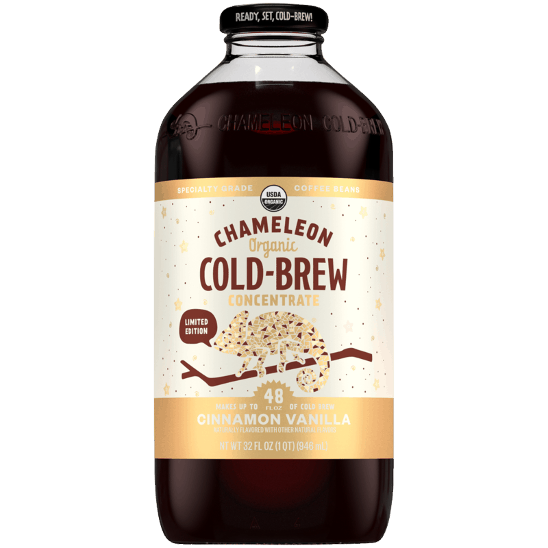 $2.50 for Chameleon Cold-Brew Coffee Concentrate (expiring on Saturday, 11/14/2020). Offer available at multiple stores.