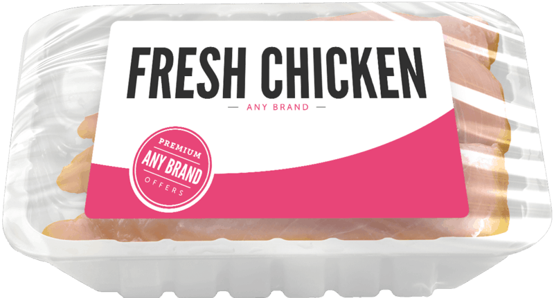 $0.20 for Chicken Breast - Any Brand (expiring on Tuesday, 10/01/2019). Offer available at multiple stores.