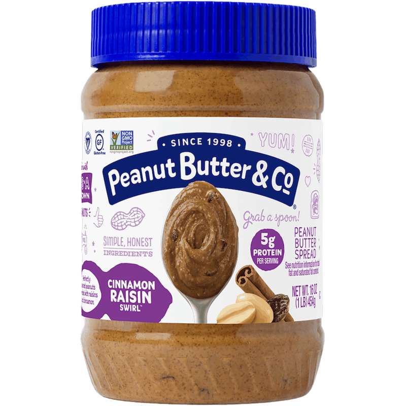 $1.00 for Peanut Butter & Co®. Offer available at H-E-B, Wegmans.