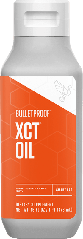 $4.00 for Bulletproof XCT MCT Oil. Offer available at multiple stores.