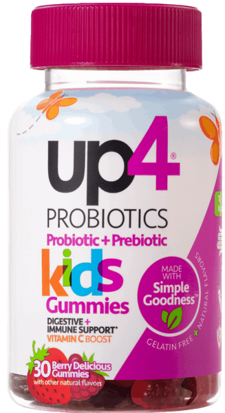 $4.00 for up4® Kids Probiotics Gummies (expiring on Monday, 12/02/2019). Offer available at Target, Walgreens, CVS Pharmacy.