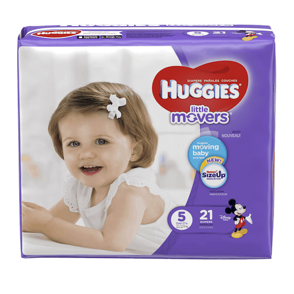 $2.00 for Huggies® Diaper Packs (expiring on Tuesday, 10/02/2018). Offer available at Walgreens.