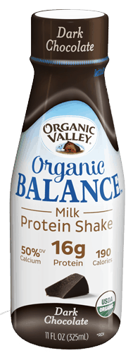 $0.75 for Organic Valley Organic Balance™ Milk Protein Shake (expiring on Friday, 04/28/2017). Offer available at multiple stores.
