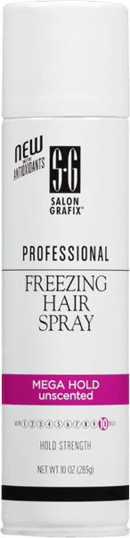 $2.00 for Salon Grafix® Professional Freezing Hair Spray. Offer available at multiple stores.