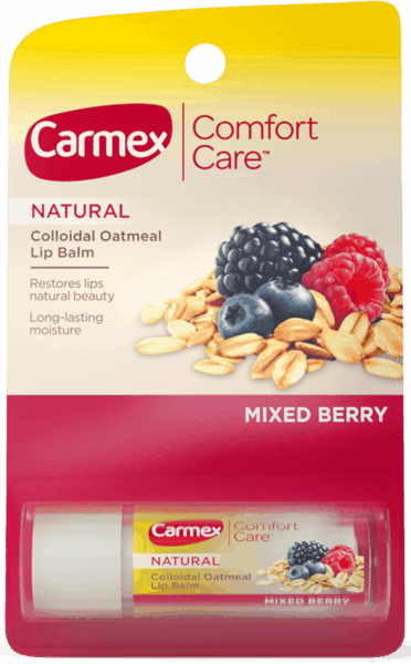 $0.50 for Carmex® Comfort Care Lip Balm (expiring on Monday, 07/02/2018). Offer available at multiple stores.