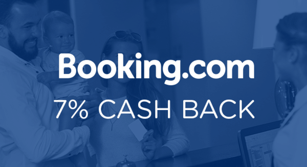 $0.00 for Booking.com (expiring on Monday, 11/26/2018). Offer available at Booking.com.
