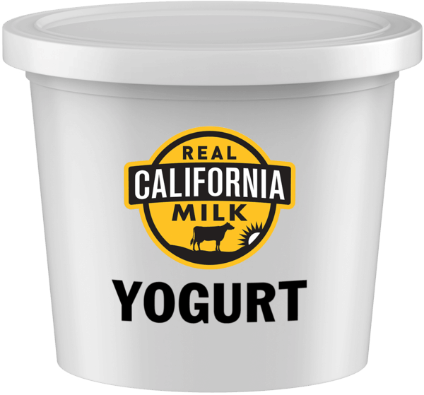 $1.00 for Real California Milk Yogurt (expiring on Sunday, 09/30/2018). Offer available at multiple stores.