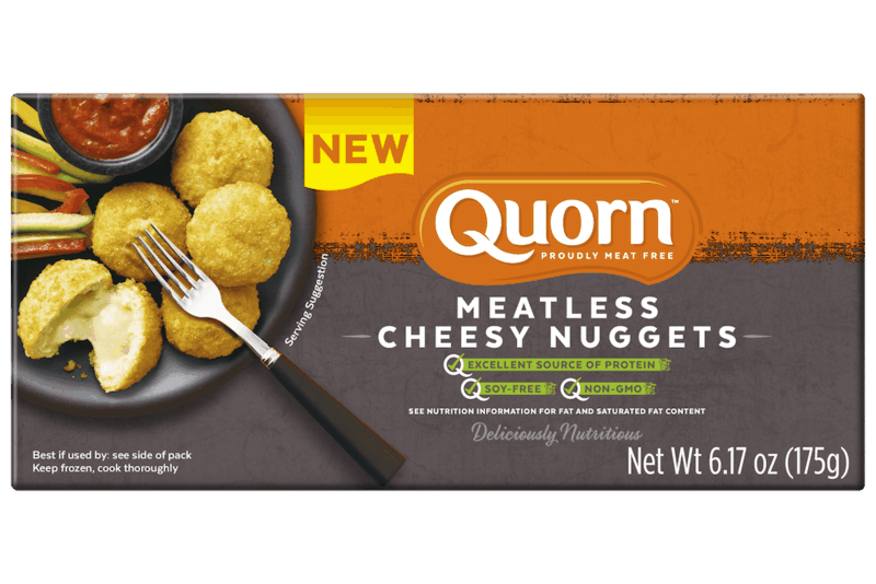 $2.00 for Quorn Meatless Cheesy Nuggets (expiring on Sunday, 01/31/2021). Offer available at Kroger, Giant Eagle, ShopRite, Wegmans, PriceRite.