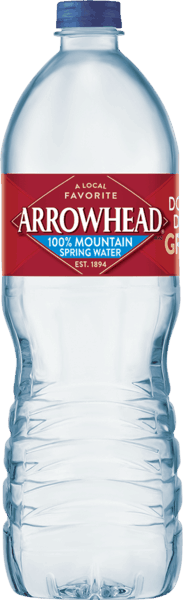 $0.50 for Arrowhead® Brand 100% Mountain Spring Water  (expiring on Sunday, 07/01/2018). Offer available at Walmart.