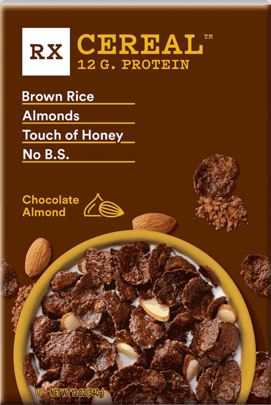 $2.00 for RX Cereal (expiring on Monday, 01/31/2022). Offer available at multiple stores.