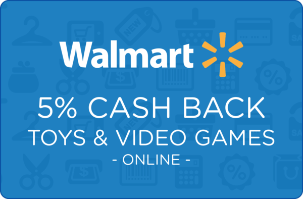 $0.00 for Walmart.com Toys and Video Games (expiring on Monday, 04/23/2018). Offer available at Walmart.com.