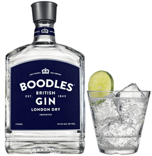 $2.00 for Boodles® Gin (expiring on Sunday, 09/02/2018). Offer available at Buffalo Wild Wings, Any Restaurant, Any Bar.