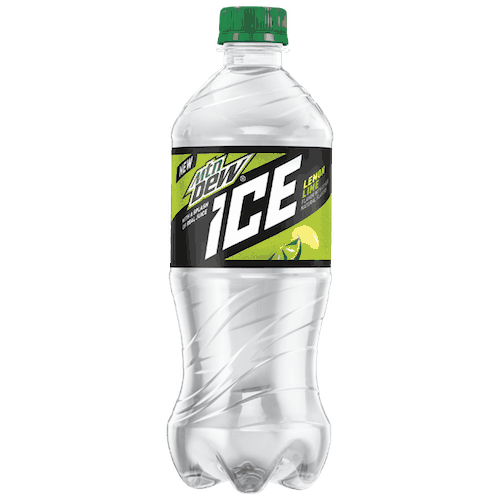 $0.65 for MTN DEW ICE™ or MTN DEW® KICKSTART™ (expiring on Tuesday, 09/25/2018). Offer available at multiple stores.