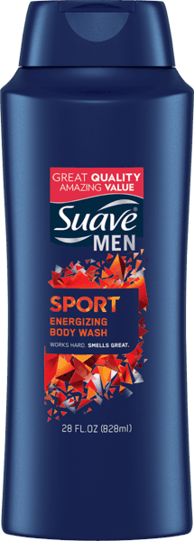 $1.50 for Suave® Body Wash. Offer available at Walmart.