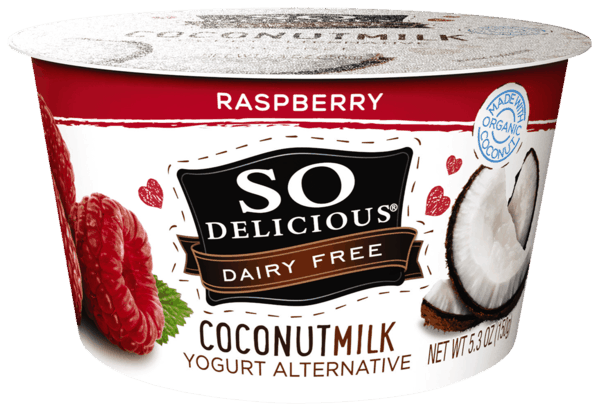 $0.75 for So Delicious® Dairy Free Coconutmilk Yogurt Alternative (expiring on Friday, 03/09/2018). Offer available at multiple stores.