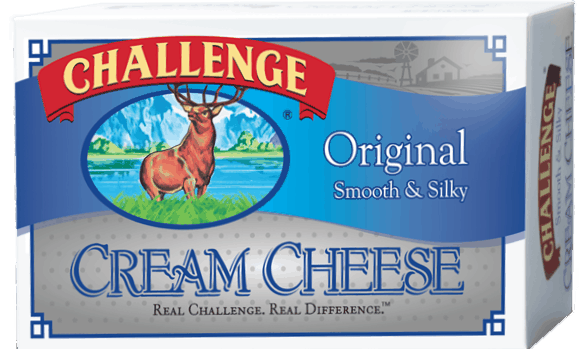 $0.25 for Challenge® Cream Cheese (expiring on Monday, 01/01/2018). Offer available at multiple stores.