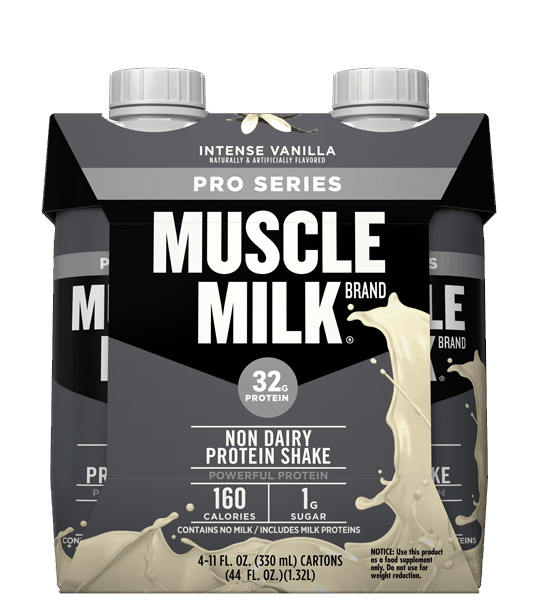 $2.00 for Muscle Milk® 4-Pack Protein Shakes (expiring on Tuesday, 03/07/2017). Offer available at multiple stores.