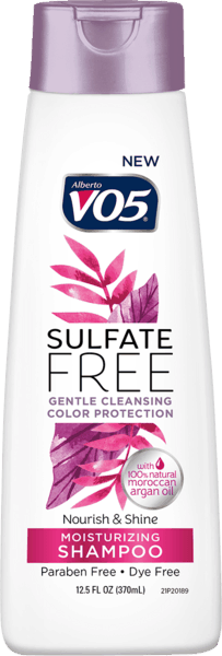 $1.00 for VO5® Sulfate Free Moisturizing Shampoo and Conditioner (expiring on Friday, 11/02/2018). Offer available at multiple stores.