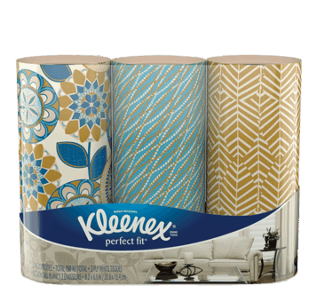 Kleenex® Perfect Fit Bundles