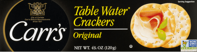 $1.00 for Carr's Crackers (expiring on Sunday, 07/26/2020). Offer available at multiple stores.