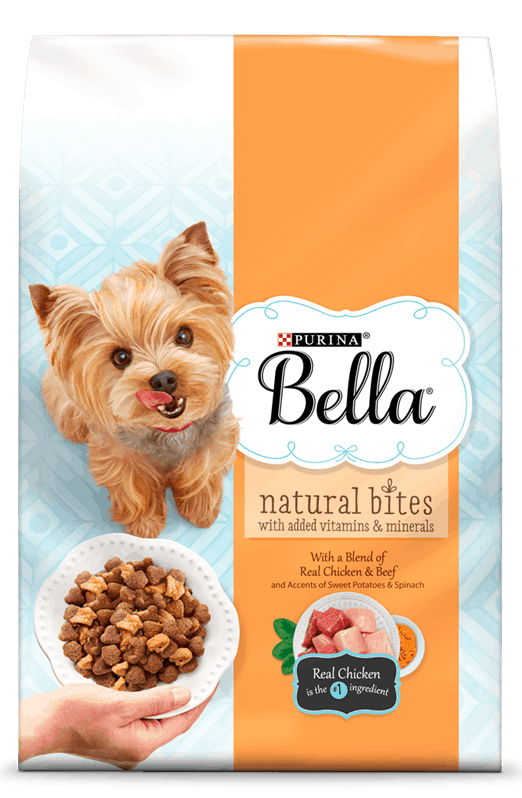 $2.00 for PURINA Bella Dry Dog Food. Offer available at multiple stores.