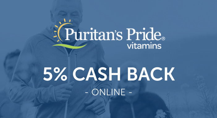 $0.00 for Puritan's Pride (expiring on Monday, 04/13/2020). Offer available at Puritan's Pride.