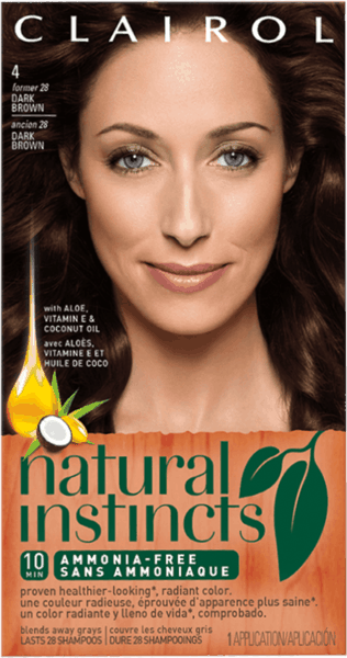 $3.00 for Clairol® Natural Instincts Hair Color. Offer available at multiple stores.