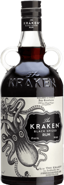 $3.00 for The Kraken® Black Spiced Rum. Offer available at multiple stores.