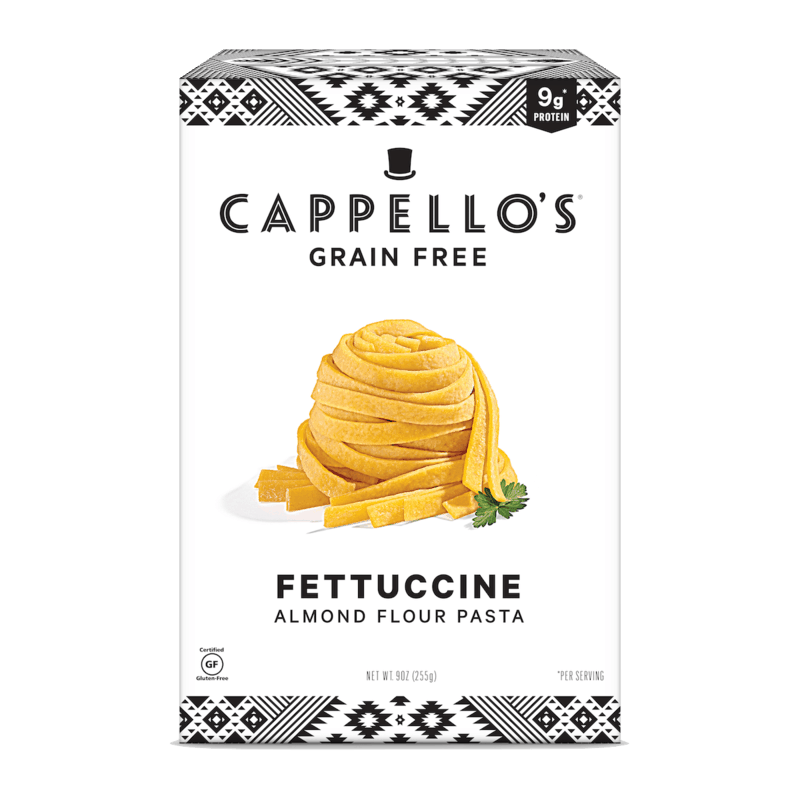 $1.00 for Cappello's Pasta (expiring on Friday, 04/30/2021). Offer available at multiple stores.