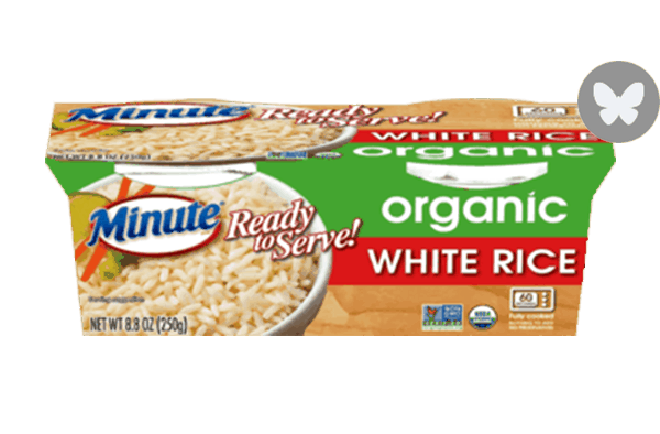 $1.00 for Minute® Ready to Serve Organic Rice (expiring on Wednesday, 11/01/2017). Offer available at multiple stores.