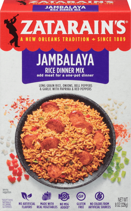 $0.25 for Zatarain's® Rice Dinner Mix (expiring on Monday, 03/02/2020). Offer available at multiple stores.