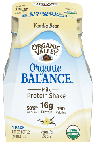 $2.00 for Organic Valley Organic Balance™ Milk Protein Shakes (expiring on Friday, 04/28/2017). Offer available at multiple stores.