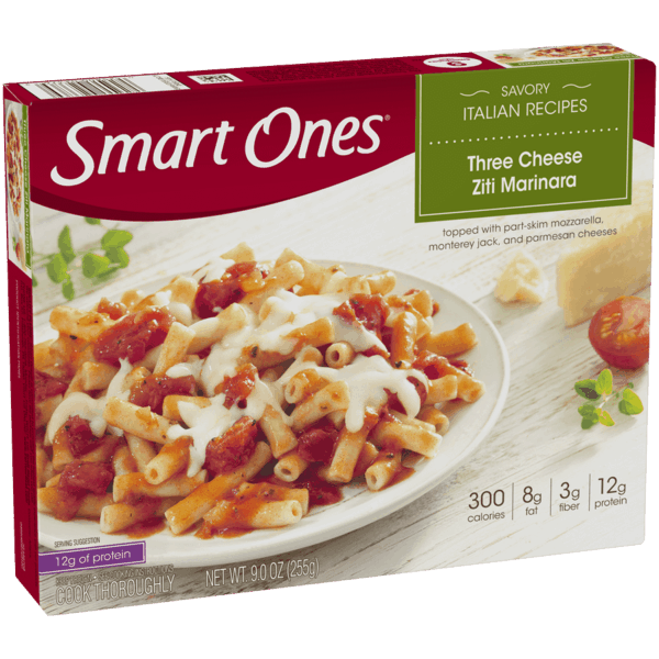 $0.25 for Smart Ones® Frozen Meals (expiring on Saturday, 11/10/2018). Offer available at multiple stores.