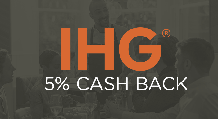 $0.00 for InterContinental Hotels Group (expiring on Monday, 08/26/2019). Offer available at InterContinental Hotels Group.