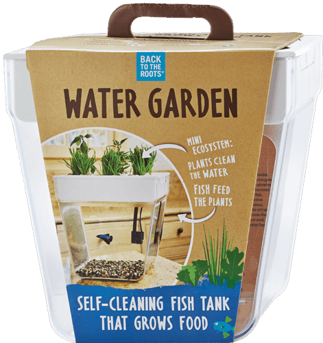 $10.00 for Back to the Roots® Water Garden (expiring on Friday, 07/28/2017). Offer available at H-E-B, Home Depot, Petco, Natural Grocers.